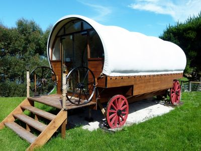 Photo for COLONIAL WAGON + sleepout - Wacky Stays - 6 UNIQUE rentals