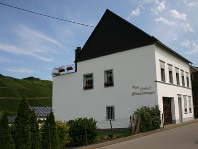 Photo for 1BR Apartment Vacation Rental in Lösnich, Mittelmosel