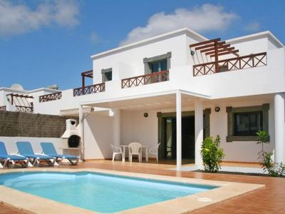 Photo for Villas El Varadero, Playa Blanca  in Lanzarote - 6 persons, 3 bedrooms