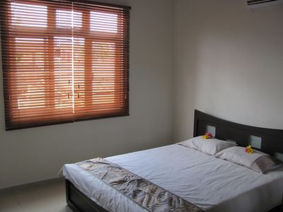 Photo for Coral Apartments defines true Mauritian Hospitality. Comfy Two Bedroom Apartment