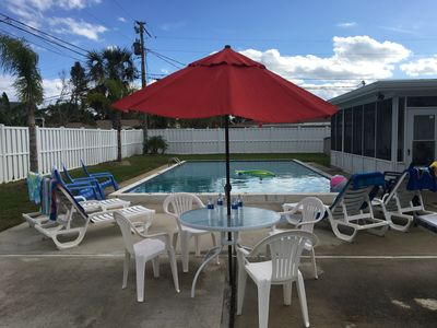Photo for BEACHSIDE GEM W/ ALL THE TOYS  - LARGE PRIVATE YARD W/POOL  **180 DAY MINIMUM***
