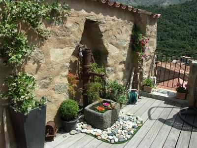 Photo for 1BR Apartment Vacation Rental in Muro, Corse
