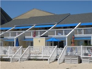 Photo for 13 on the beach 10, Ocean City, MD, USA - Beautiful direct ocean front 3 bedroom 2 bath townhome