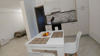 Photo for Paradeisos Residence App. N.11 double single beds