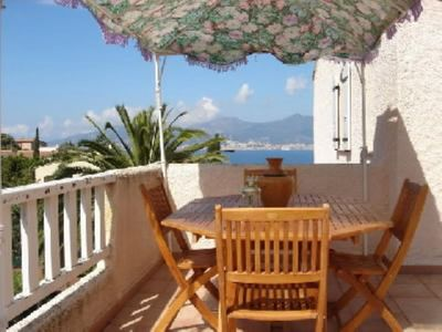 Photo for 2BR Apartment Vacation Rental in PORTICCIO, Corse