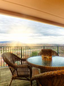 Photo for Spacious Condo with beautiful sunsets