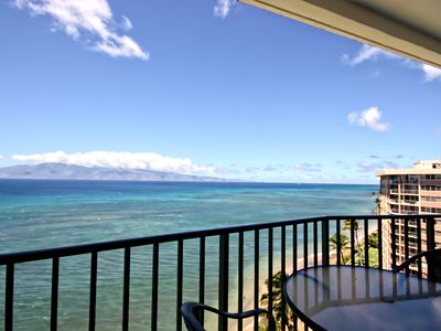 Photo for No Doubt this IS Paradise at this Penthouse 1 bdrm w/ocean front views! No A/C