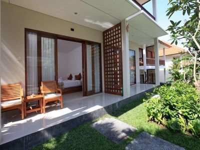 Photo for Cozy room with garden view in Ubud