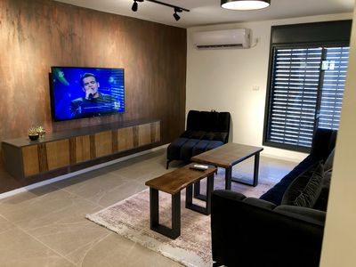 Photo for Accommodation in a  Boutique Apartment: 20-25 min from Massada/Dead sea
