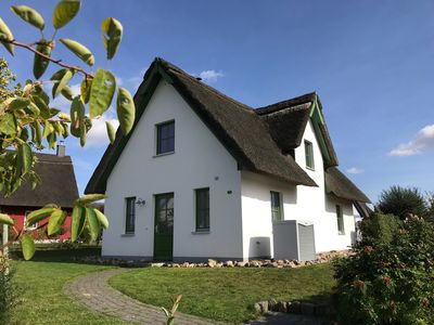 "Photo for Ferienhaus ""Jolle"" Free Wi-Fi, thatched roof, infrared sauna"