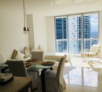 Photo for 1B/1B IN ICON BRICKELL- 5*- W RESIDENCES- CHILLOUT ZONE