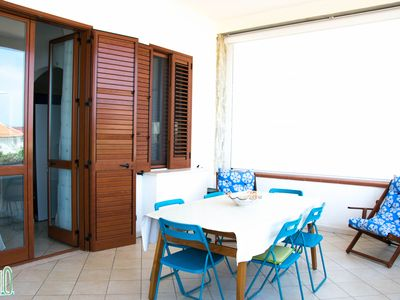 Photo for Wonderful apartment just steps from the sea!