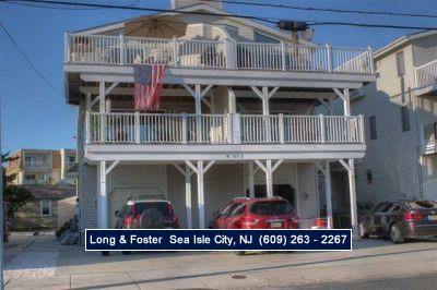 Photo for Beautiful Beach Block townhouse with Ocean Views.