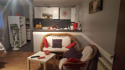 Photo for Rental in Biarritz, quiet, 1.24 miles from the beaches and downtown