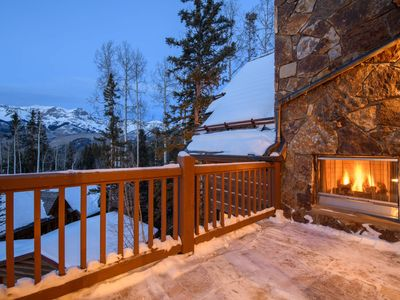 Photo for NEW! Ski-in/Out Luxury Home with Private Hot Tub, Walk to Gondola: Snow Creek Lodge