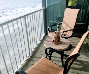 Photo for Newly Renovated Oceanfront condo with views for miles