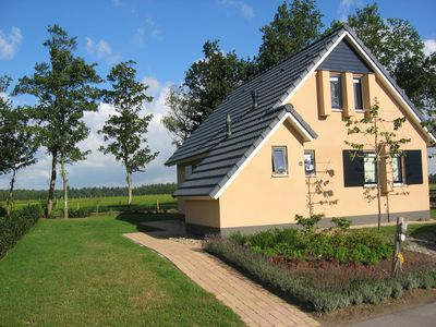 Photo for Luxury Apartment with solarium and sauna in South-West Friesland