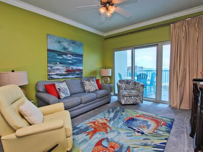Photo for Crystal Tower 808- Your Beach Chair is Calling. Book Today