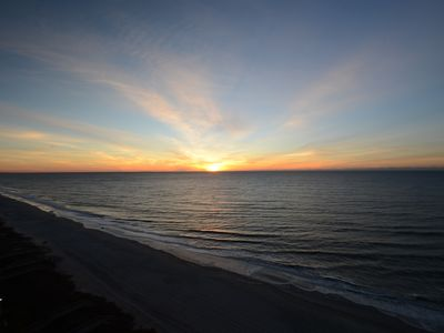 Photo for Beach Front Large well appointed Luxury Condo 4br/3bath-