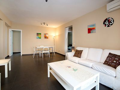 Photo for 3 bedroom Apartment, sleeps 6 in Calpe with Air Con