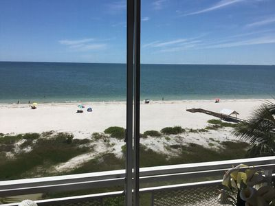 Photo for Direct Gulf front with unobstructed views