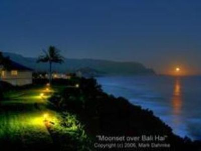 Photo for SPECTACULAR OCEAN HANALEI BAY VIEWS