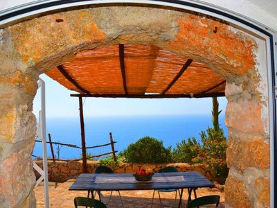 Photo for Vacation home Pajara D. GrotteLE07502891000005975 in Gagliano del Capo - 5 persons, 1 bedrooms