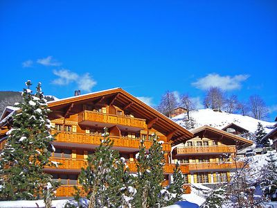 Photo for One bedroom Apartment, sleeps 2 in Grindelwald with WiFi