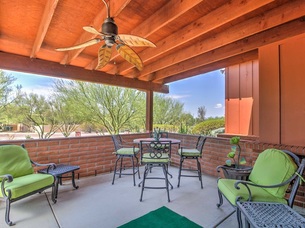 Charming Tucson Apartment W Patio Amp Desert Views El G H