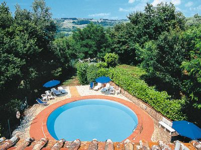 Photo for Apartment Podere Poggetto  in Tavarnelle Val di Pesa, Florence and surroundings - 4 persons, 1 bedroom