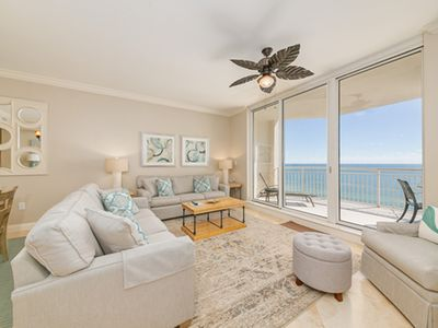 Photo for Comfortable unit, Steps to the gulf, Quick drive to dining