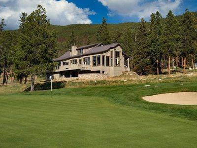 Photo for 9 BR/8 Bath Big Golf Course Home inside Keystone Resort