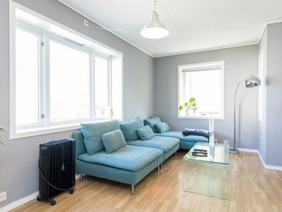 Photo for Large & Bright - Big terrace! Near downtown, free parking, fast wi-fi