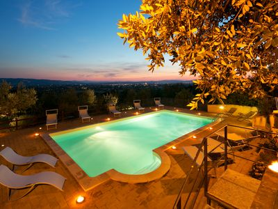 Photo for Villa Rosy - Charming Villa Close to Assisi with Pool