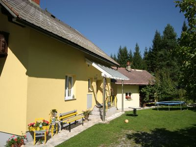 Photo for Nice detached holiday house for 10 persons on the road to the Nassfeld Pass