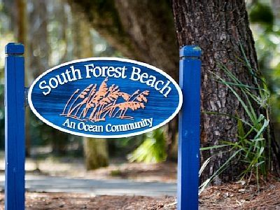 Photo for South Forest beach, Beach Chairs/Umbrela, Wi-Fi ,HDTV , pet friendly
