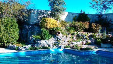 Photo for Authentic provencal farmhouse from the 17th - 3h - large pool