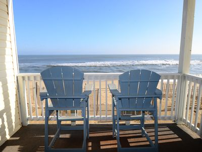 Photo for Oceanfront 2 Bedroom Condo with Community Pool