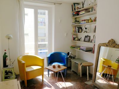 Photo for Charming Parisian apartment