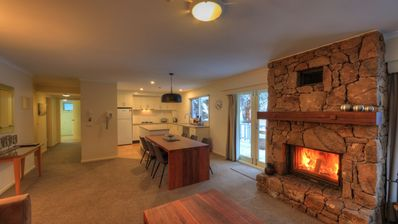 Photo for SEQUOIA #2 - 1 Bed&1.5Bath Luxury Apartment OUTSIDE JACUZZI - THREDBO VILLAGE