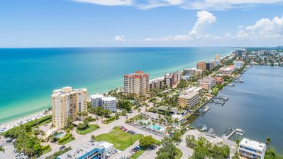 Photo for SIT BACK, RELAX, AND ENJOY THE STUNNING GULF OF MEXICO VIEWS AND SUNSETS!
