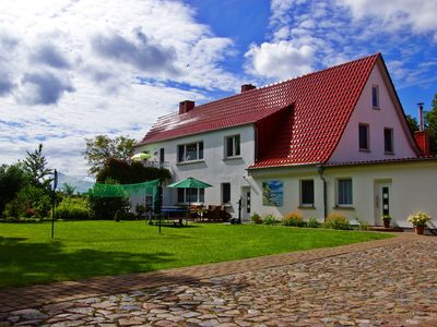 Photo for Spacious apartment for up to 5 people centrally on the island of Rügen