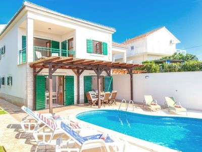 Photo for Holiday house Hvar for 8 persons with 4 bedrooms - Holiday house