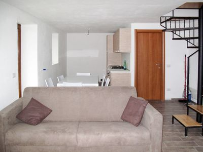 Photo for 3 bedroom Villa, sleeps 8 in Consiglio di Rumo with Air Con and WiFi