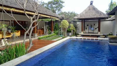 Photo for Orchid, Contemporary Balinese Style 2 Bed Villa, Seminyak;
