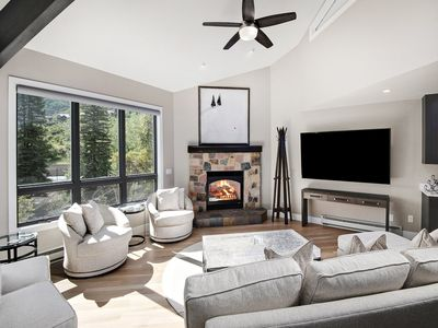 Photo for **Walk to Cascade Lift** Townhome surrounded by everything you came to Vail for.