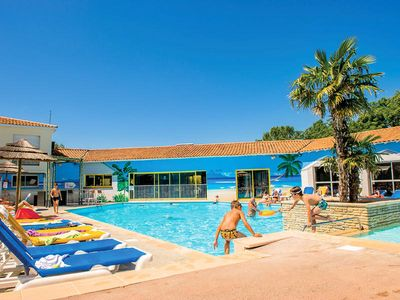 Photo for Camping Oleron Loisirs **** - Mobilhome for 6 People