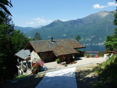 Photo for Holiday house Tronzano Lago Maggiore for 4 - 5 persons with 2 bedrooms - Holiday house