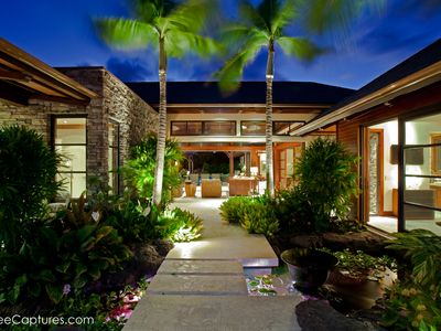 Photo for Incredible New Luxury Home inside the Mauna Lani Resort