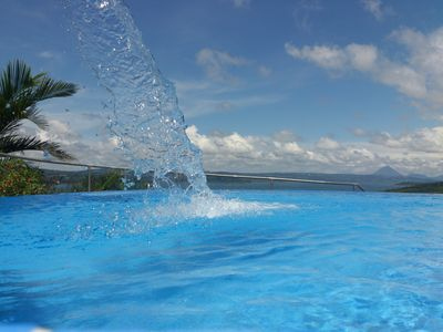 Photo for 1B/1B POOL /SPECTACULAR LAKE ARENAL VIEWS!!